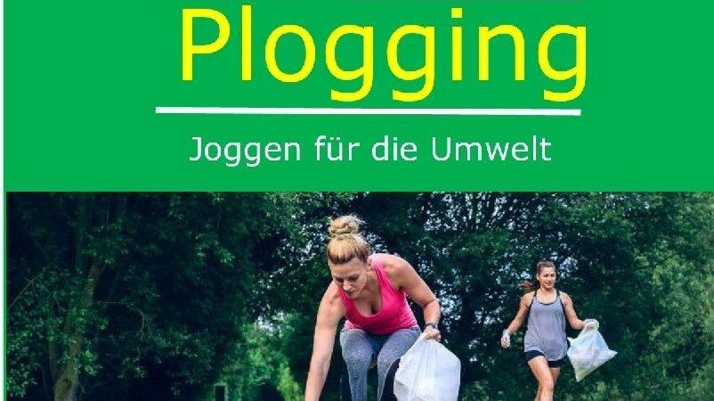 Plogging am Ammersee