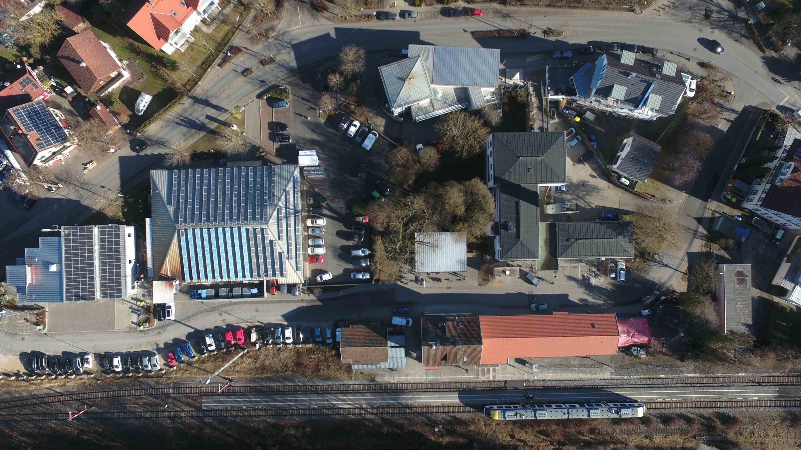 Photovoltaik auf allen öffentlichen Gebäuden in Schondorf